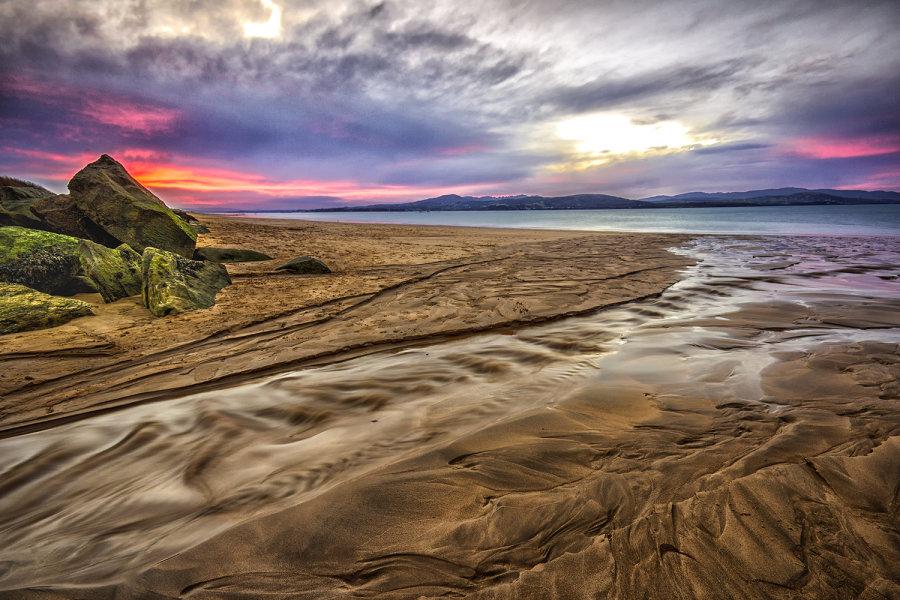 Buncrana Beach, County Donegal