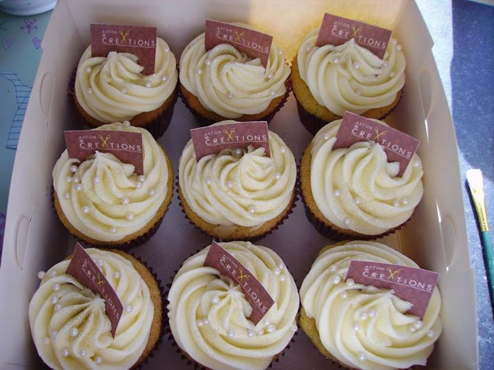 Personalised Cupcakes from £1.20