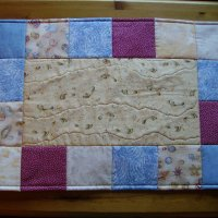 Footprints Table Runner £18