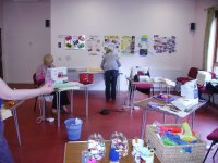Workshop in action!
