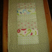 Spring Table Runner 1