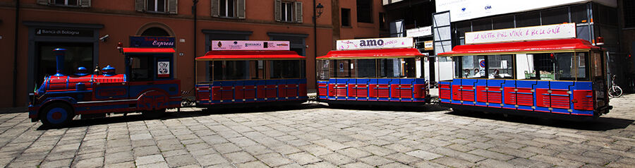 1. Bologna City Train