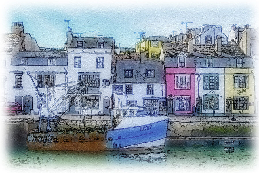 16 - Weymouth Harbour