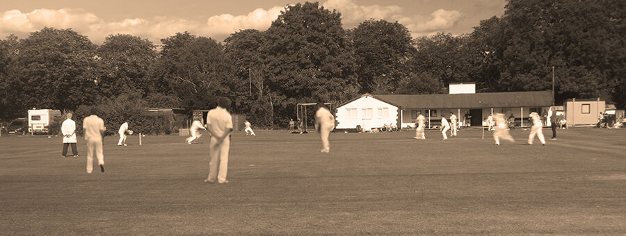17 - With the absence of live cricket Abingdon CC re-ran some old matches