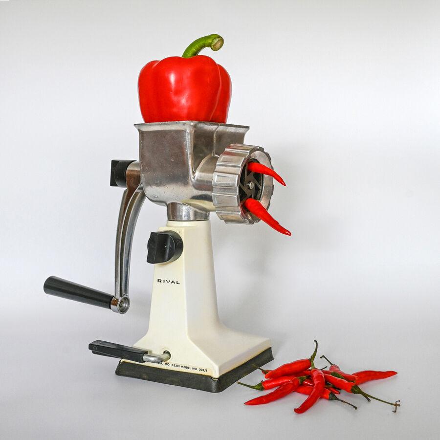 9. Pepper Grinder