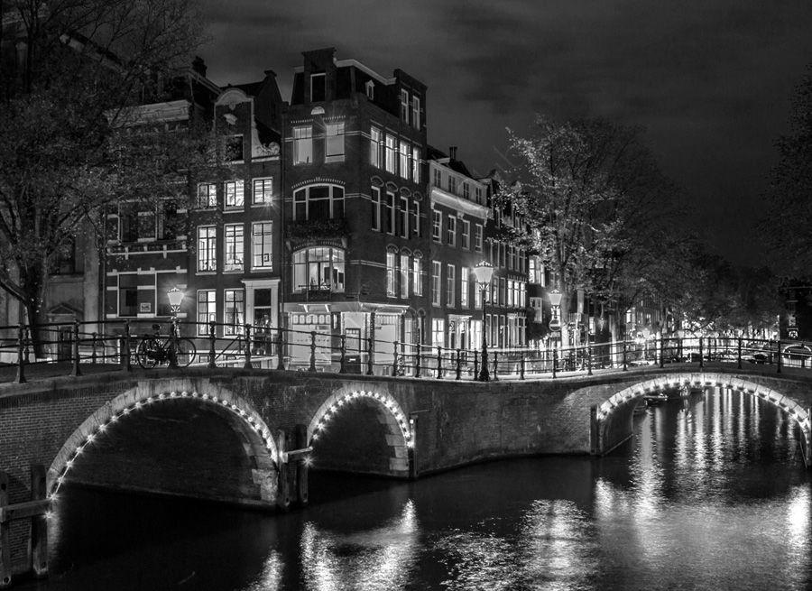 A quiet corner of Amsterdam