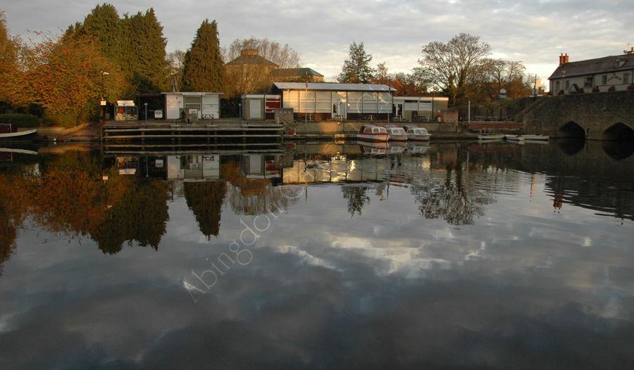 Abingdon reflections