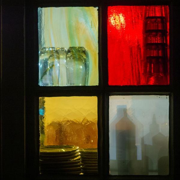 20/20 Pub window- John Whittle