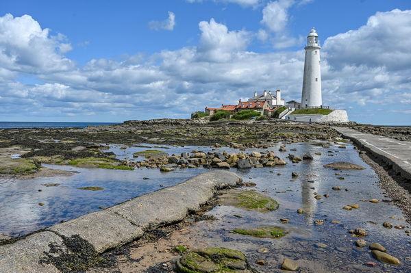 20/20 St Mary's lighthouse- Chris Gibbins