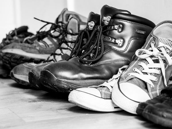 19/20 These boots are made for walking- John Whittle
