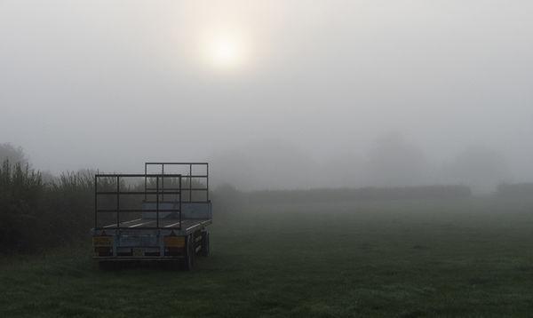 20/20 Misty morning - Ian Thacker
