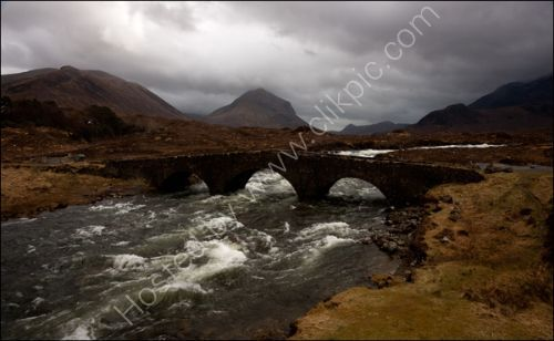 The Old-bridge-Sligachan