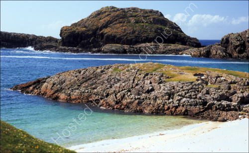 Back Beach, <br>