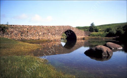 The old bridge,<br>