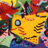 Buckminster Park 2, acrylic on canvas, 51x61cm, 1990