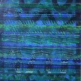 Terra Incognita 1, acrylic on paper, 102x77, 1999