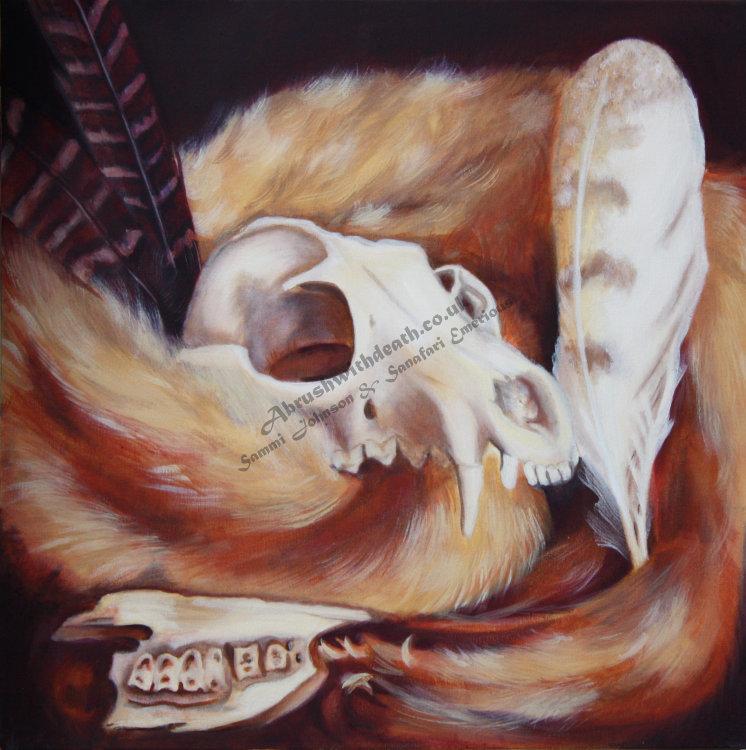 """Fox and Fur"""