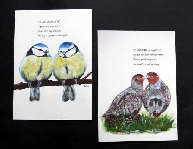 Absurd Bird Prints