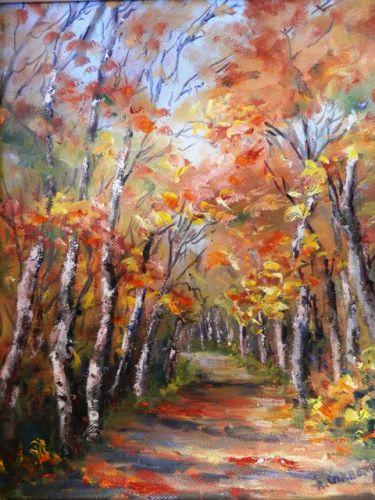 Autumn in Oakpark