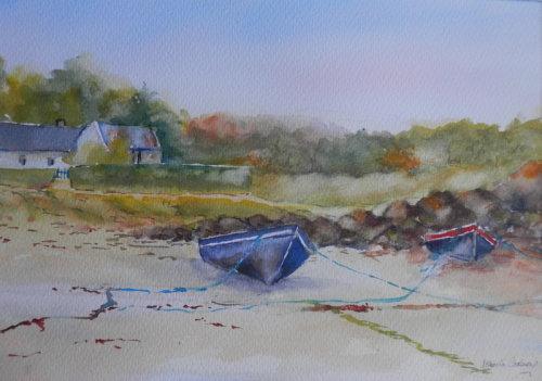 Low Tide at Ervillagh