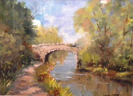 Canal Bridge ,Milford©