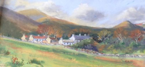 Cottages in the Mournes