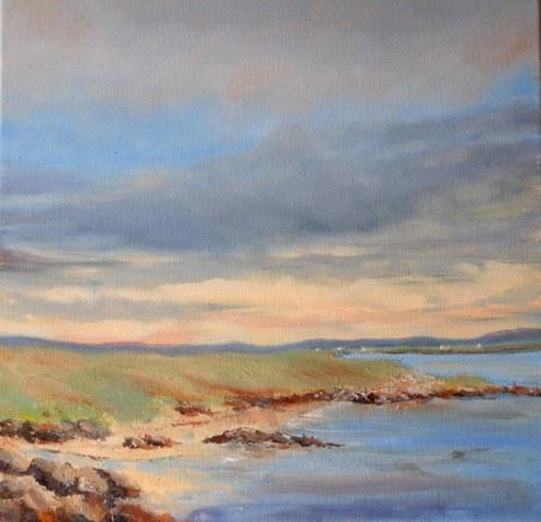 Evening Light ,Connemara