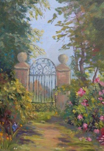 Myshall Gate, Altamont Grdns.Co Carlow