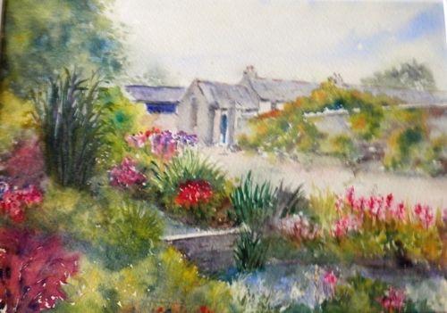 Spring at Burtown Gardens