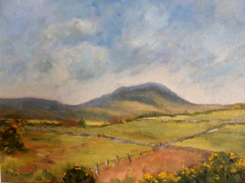 Slemisn Mountain,Co Antrim