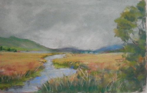 Through the Marshes