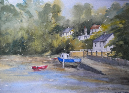 Boats at kinsale ©