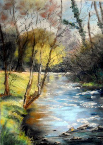 Owenriff River, Galway©