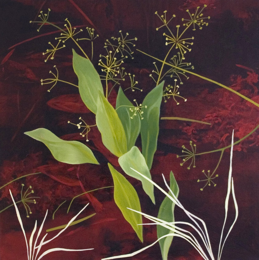 'Leaves II'