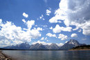 The Teton National Park, Wyoming
