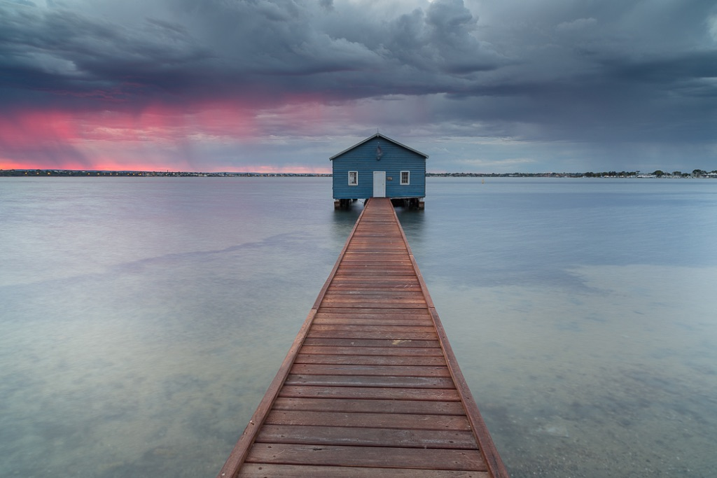 Dawn Perth Boat house