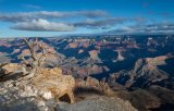 The Grand Canyon from Yaki Point