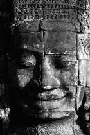 The face of Lokeshvara