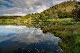 Loughrigg Tarn reflections
