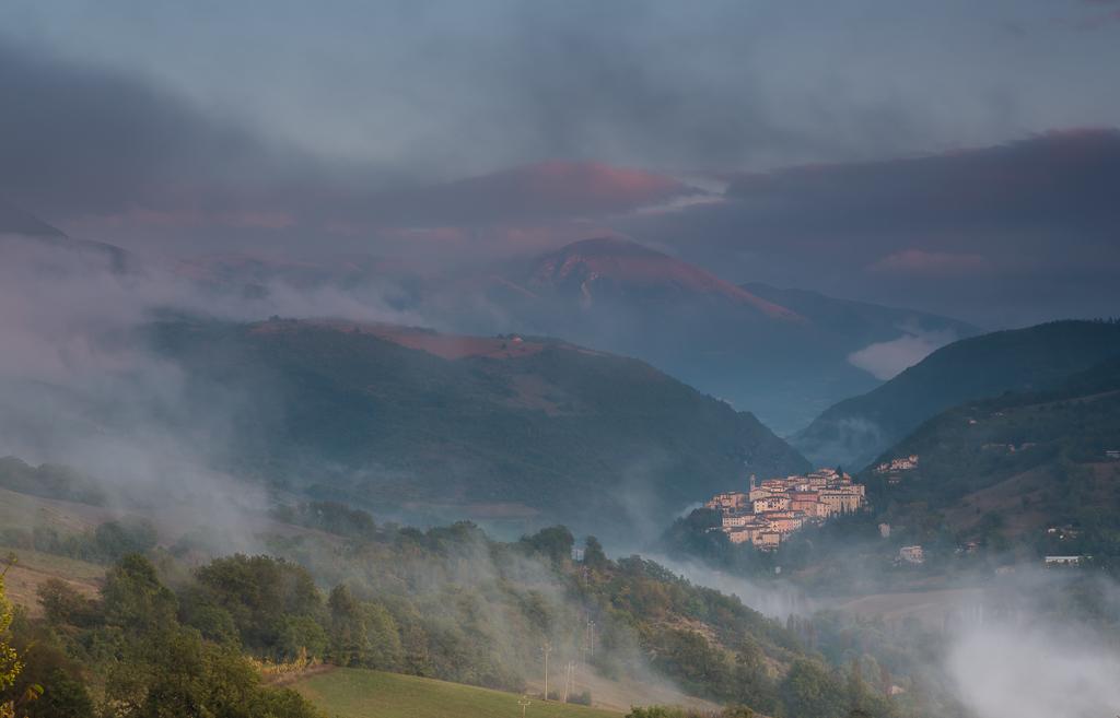 Preci in the mist