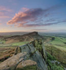 Early morning on the Roaches Lower Tier