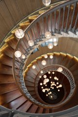 The Brewer staircase, Heals