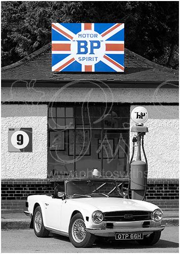 Triumph TR6 - Best of British
