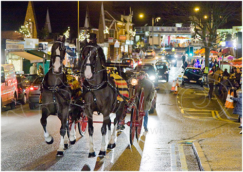 Ashtead Christmas Shopping Evening