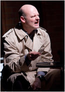 Tony McDougal as Mike Hammer