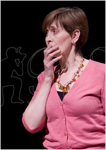 Helen Ball as Marie