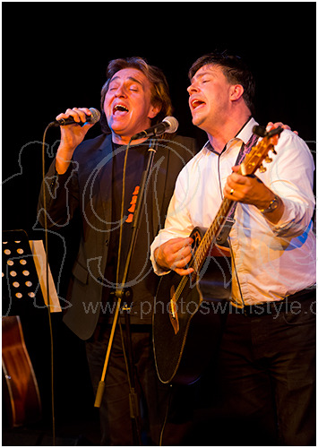 Peter Howarth & Michael Armstrong