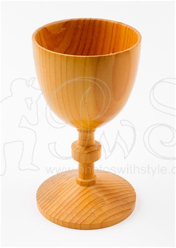 Cedar Goblet