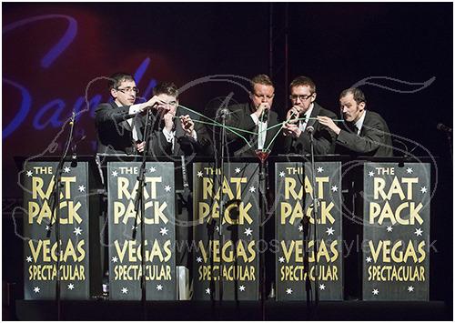 Rat Pack Musicians