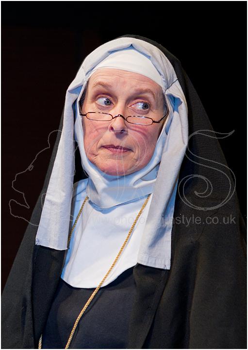 Judy Clifton as Mother Miriam Ruth